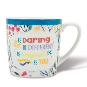 Daring Porcelain Mug