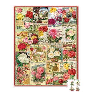 1,000-Piece Roses Puzzle