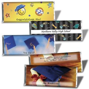 Graduation Candy Bar Wrappers