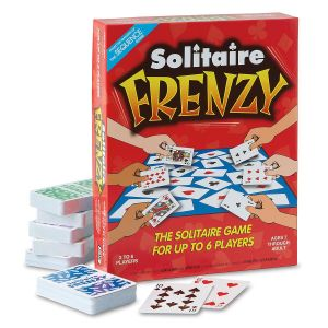 Solitaire Frenzy™ Game