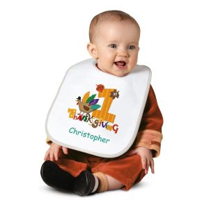 Thanksgiving Bib