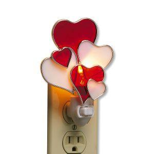 Heart Night Light
