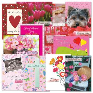 Valentine Faith Greeting Cards Value Pack