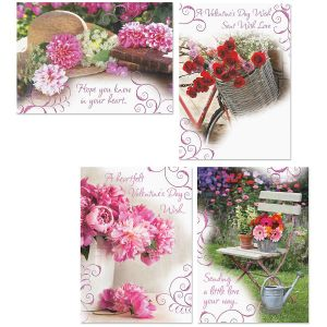 Quiet Moments Valentine Cards