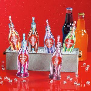 Soda Bottle  Valentine Treat Holder