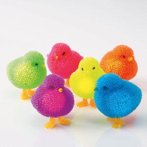 Light-Up Puffer Chick