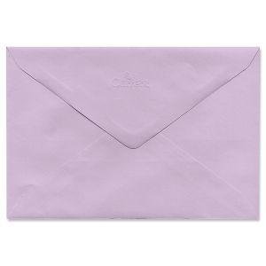 Lavender Note Card Size Envelopes