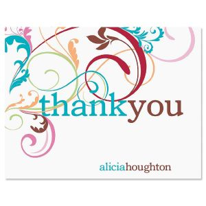 Fantasia Thank You Cards