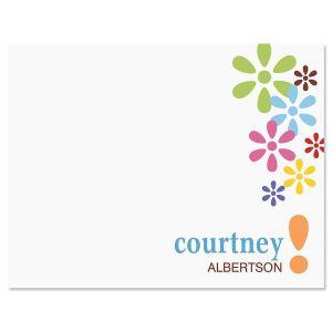 Hopscotch Correspondence Card