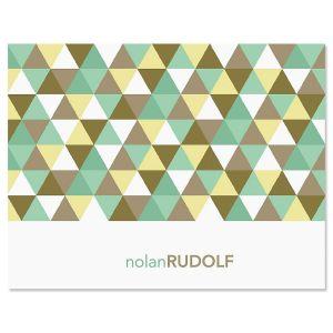 Triangulate Note Card