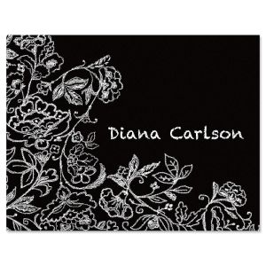 Blackboard Note Card