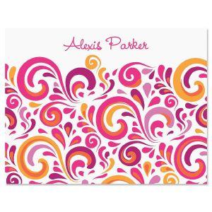 Splash Note Cards