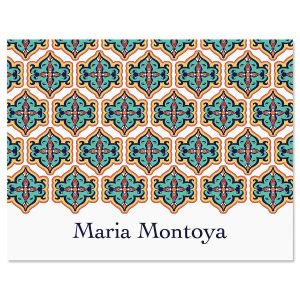 Morrocan Note Cards