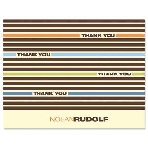 Renegade Thank You Card