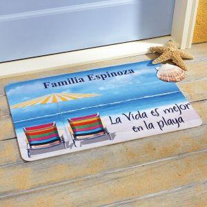 Mejor en la Playa Doormat