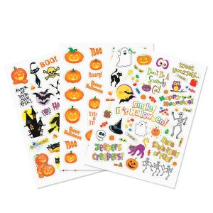 Halloween Sticker Value Pack