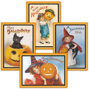victorian halloween cards - Halloween Catalog