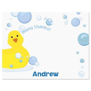 Just Ducky Thank You Cards