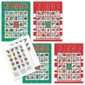 Christmas Bingo Game