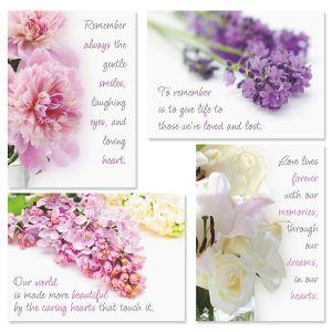Serenity Sympathy Cards