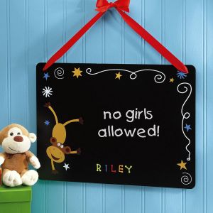 Personalized Kids'; Chalkboards