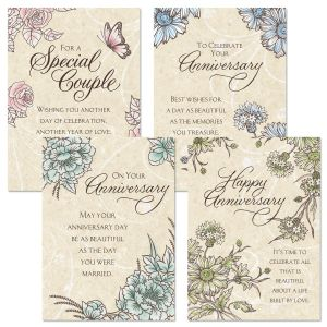 Expressions of Faith® Anniversary Cards