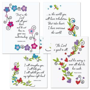 Faith Sending Prayers Cards