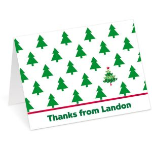 Special Tree Thank You Cards