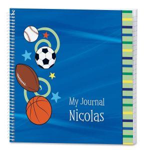 Sports Balls Journal