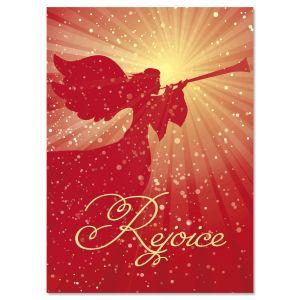 Rejoice Christmas Cards