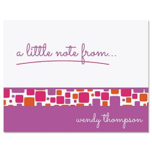Noteworthy Note Cards