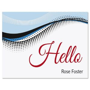 Simply Hello Note Cards