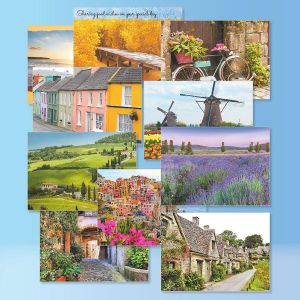 Grand Tour Note Card Value Pack