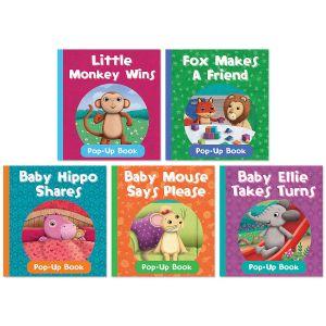 Baby Animal Pop-up Books