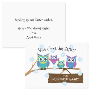 Family Tree Easter Create-A-Card