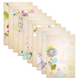 Kraft Blossom Notepads