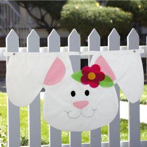 Bunny Porch Decoration