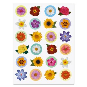 Spring Daisy Stickers