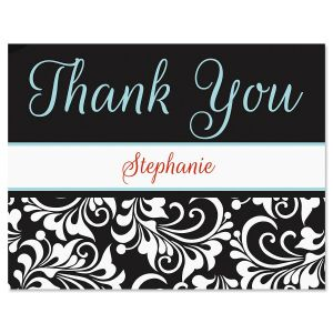 Opulent Thank You Cards