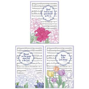 Faith Easter Music Cards
