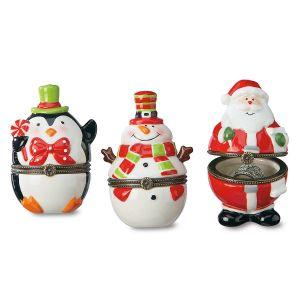 Ornament Trinket Boxes