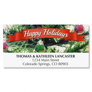Tiny Tree Deluxe Address Labels