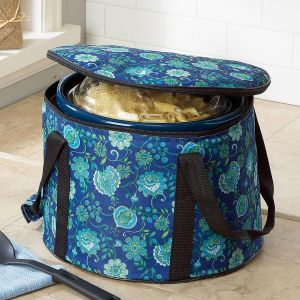 Round Slow Cooker Carrier