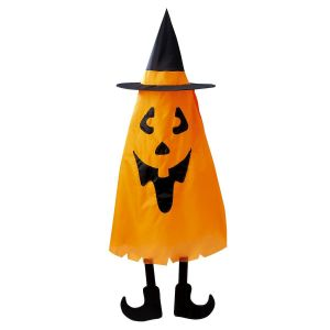 Jack-O'-Lantern Halloween Windsock