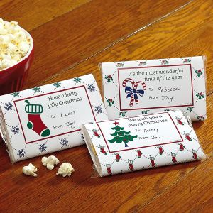 Christmastime Popcorn Sleeves