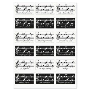 Make Music Stickers