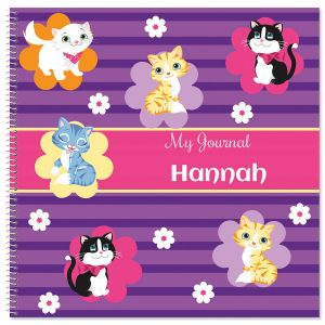 Kitten Cuties Journal