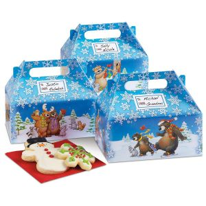 Bear Friends Treat Boxes