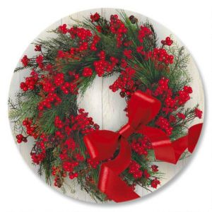 Wreath & Ribbon Seals