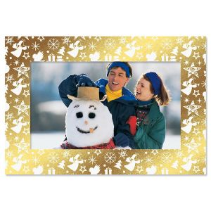 Christmas greeting cards merry christmas current catalog photo sleeve cards m4hsunfo